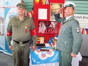 ABV Bulli und Genosse Mario Nette beim Tourismustag in Delitzsch